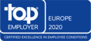 Top Employer Logo Europe