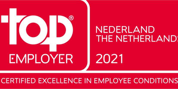 Top Employer Nederland 2021