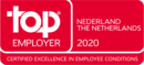 Top Employer Nederland 2020